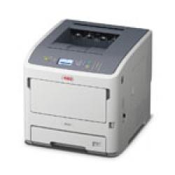 Принтер лазерный черно-белый OKI B721DN