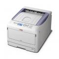 Цветной лазерный принтер OKI C833N