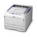 Цветной лазерный принтер OKI C843DN