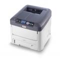 Цветной лазерный принтер OKI C712N